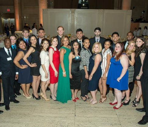 CMSV Hosts Annual Scholarship Tribute Dinner at Cipriani Wall Street