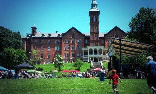 College of Mount Saint Vincent Hosts Riverdale RiverFest June 14, 2015