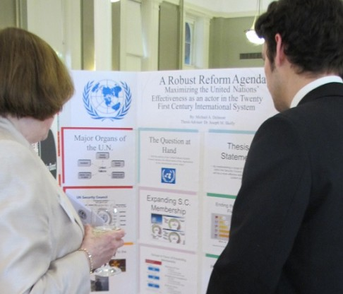 College of Mount Saint Vincent Celebrates Student Achievements at 4th Annual Research and Service Symposium