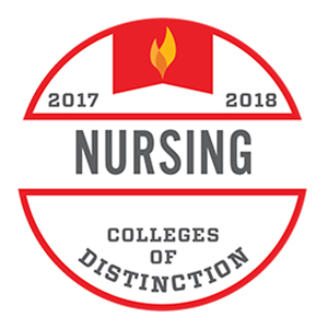 Colleges of Distinction Nursing