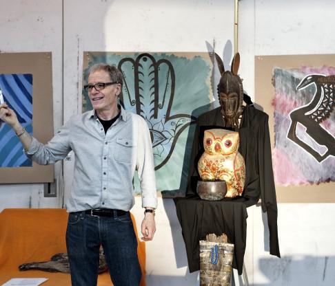 CMSV Professors Showcase Art in Tri-state Area