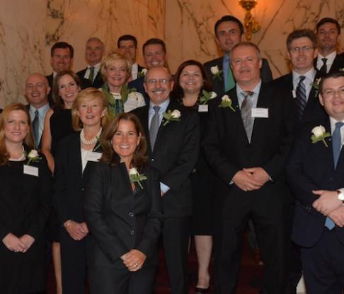 "Mount Alumnae Named to Irish America's ""Wall Street 50"" List"
