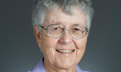 Sr. Margaret Egan Awarded R. Neal Appleby Outstanding Teacher Educator Award