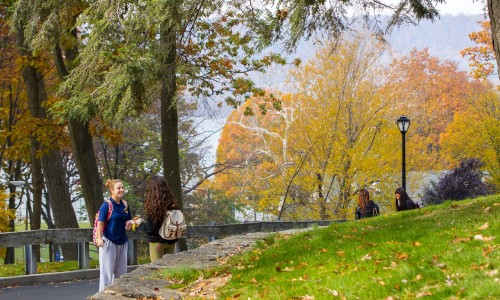 College of Mount Saint Vincent Fall Open House