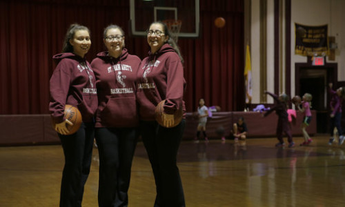 New York Times Article: Basketball Is a Family Affair for Three CMSV Alumnae