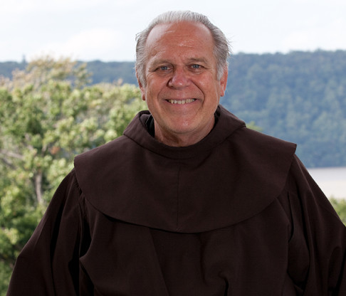 Father Chris Keenan Marks 50 Years as a Franciscan Friar