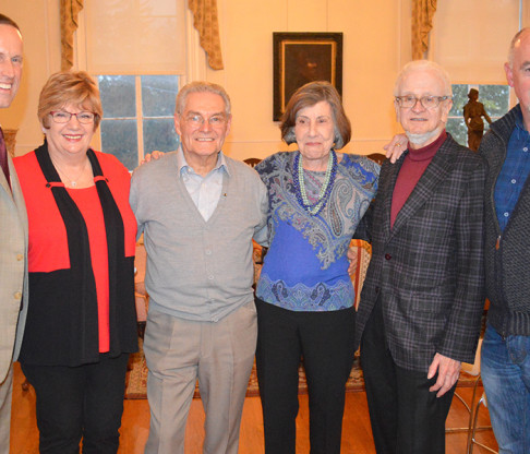"Mount Saint Vincent Hosts Presentation of ""Close to Evil"""