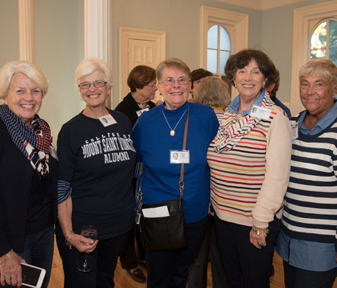 Mount Saint Vincent Welcomes Alumnae/i to 2015 Reunion Weekend