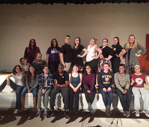 "CMSV Players Present ""Footloose"""