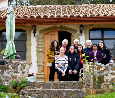 Mount Leaders in Service Travel to Guatemala