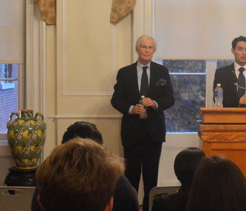 Distinguished Attorneys Visit Mount Saint Vincent