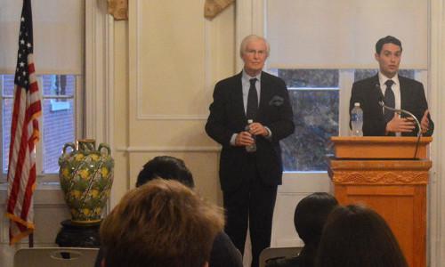 Distinguished Attorneys Visit Mount Saint Vincent