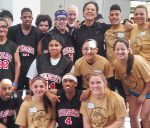 Mount Athletes Partner with Special Olympics for On-Campus Event