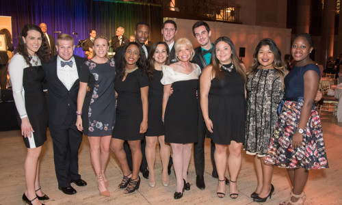 Mount Saint Vincent Hosts Annual Scholarship Tribute Dinner at Cipriani Wall Street