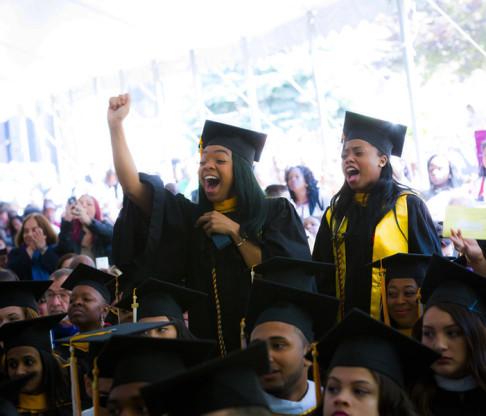 Graduation Giving Challenge