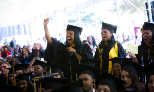 College of Mount Saint Vincent to Hold 105th Commencement Ceremony