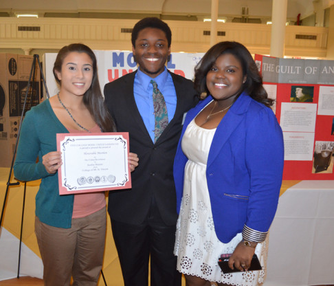 Mount Celebrates Original Student Research and Service Initiatives