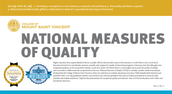 "Graphic saying ""National Measures of Quality"" click the image to view the publication"
