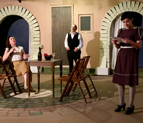 Red Monkey Theater Group Presents Shakespeare's 'Much Ado About Nothing'