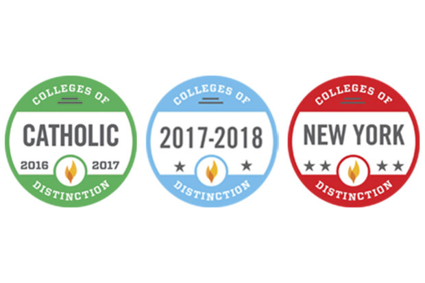College of Mount Saint Vincent Earns National Recognition as College of Distinction