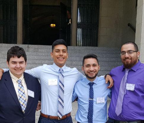 Mount Saint Vincent Undergraduates Present Research at Chemistry Conference