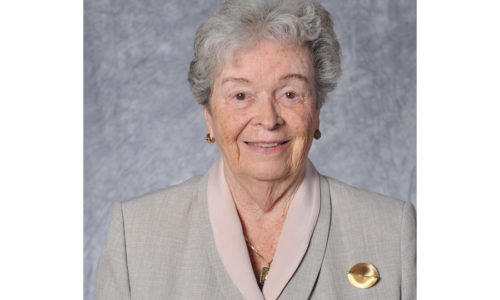 Mount Saint Vincent Presents First Kathleen Tracey, S.C. Medal for Service and Leadership