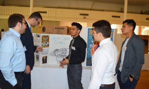 Mount Saint Vincent Celebrates Scholarly Achievement at Student Research and Service Symposium