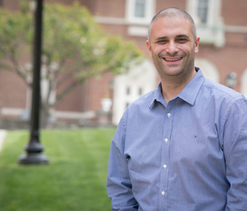 Mount Professor Earns Patent for Research to Create Safer Vaccines