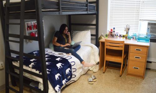 Mount Saint Vincent Meets Needs Of Growing Student