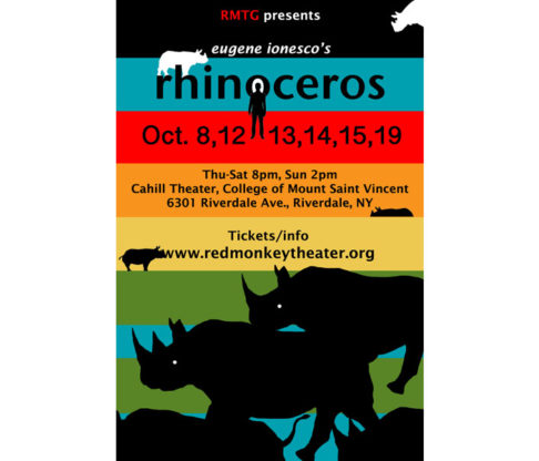 Red Monkey Theater Group Presents <i>Rhinoceros</i> at the Mount