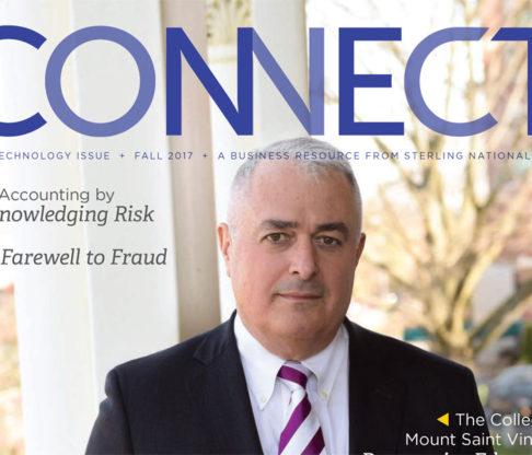 President Flynn Featured in <em>Connect</em> Magazine