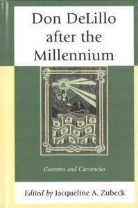 """Don DeLillo after the Millennium"" book cover"