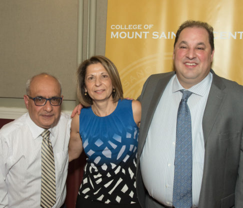 Mount Establishes First Endowed Professorships