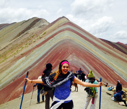 A Semester Abroad: Learning and Serving in Peru