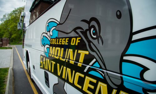 Mount Saint Vincent Expands Free Shuttle Bus Services for Students