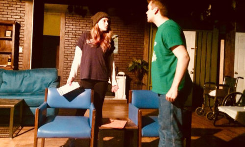 Red Monkey Theater Group Presents <em>Stop Kiss</em> by Diana Son