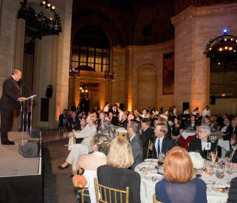 Mount Raises Nearly Half a Million Dollars at Scholarship Tribute Dinner