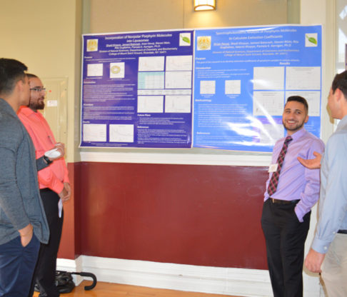 Mount Saint Vincent Showcases Original Student Research and Service Initiatives