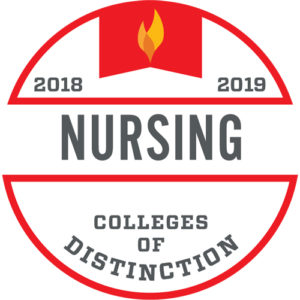 Colleges of Distinction Nursing 2018-2019