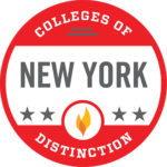 Colleges of Distinction logo New York
