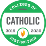 College of Distinction Catholic Badge