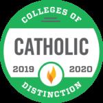 College of Distinction Catholic Badge