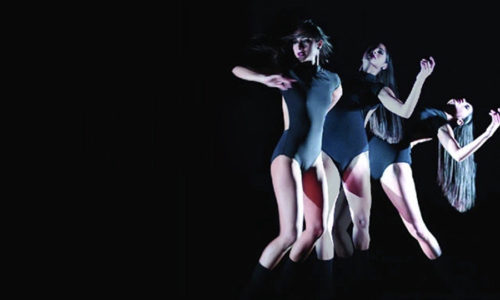 """Mount's In-Residence Dance Group Runs the """"Gamme"""""""