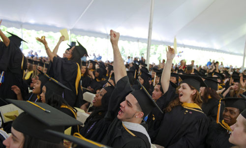 Mount Ranked Among the Best by <em>U.S. News & World Report</em> for Social Mobility