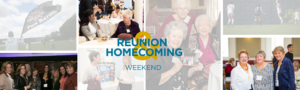 Reunion and Homecoming Weekend 2020 banner