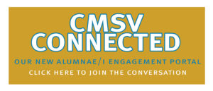 "Banner saying ""CMSV Connected"""