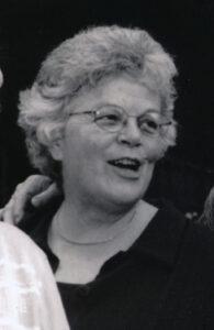 Sr. Patricia McGowan