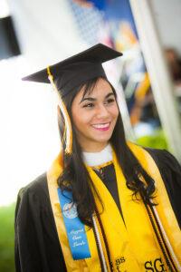 Ciara Rosa's graduation photo