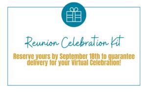 Reunion Celebration Kit