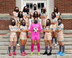 Women's Soccer Fall 2020